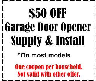 Garage door coupons kissimmee garage doors for Garage door repair in kissimmee fl